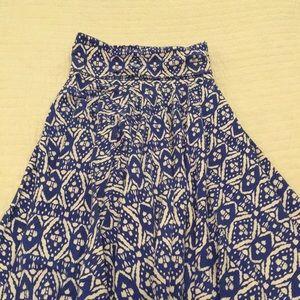 Jcrew small convertible dress/skirt